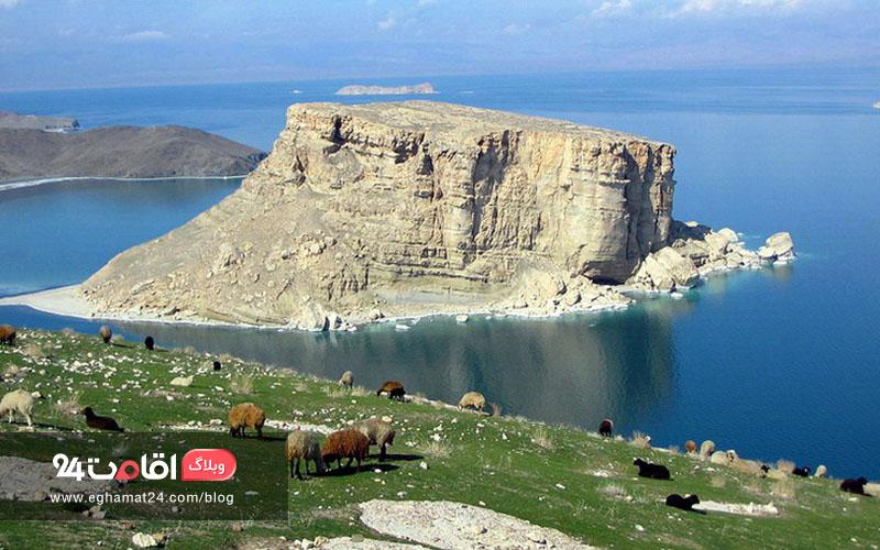جاهای دیدنی آذربایجان غربی