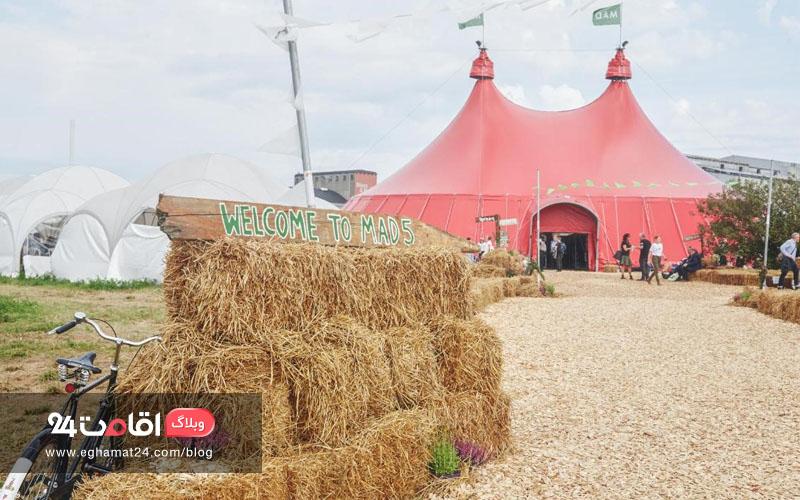 جشنواره غذا دانمارک