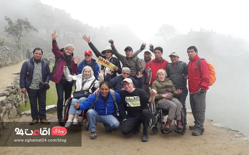 بزرگترین ارائهکنندگان خدمات ویژهی گردشگری معلولین