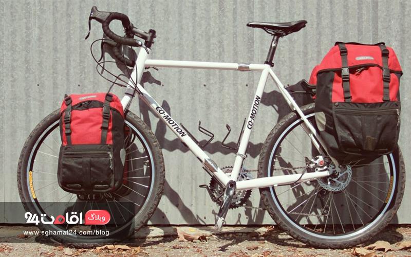 تجهیزات دوچرخه