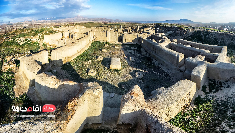 تپه حسنلو نقده؛ جلوه ای دیگر از تمدن ایران باستان
