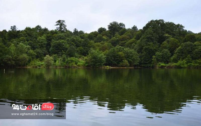 دریاچه الیمالات