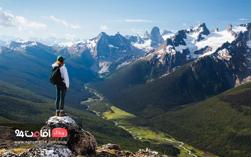 سفر کوهستان