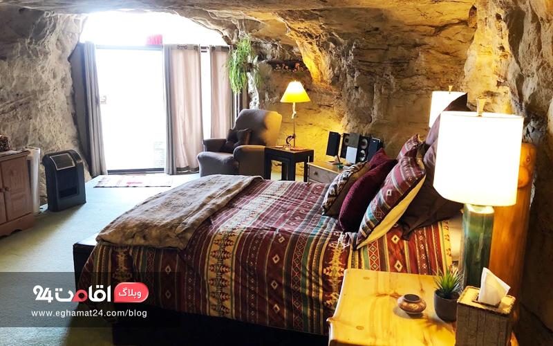هتل غار کوکوپلی