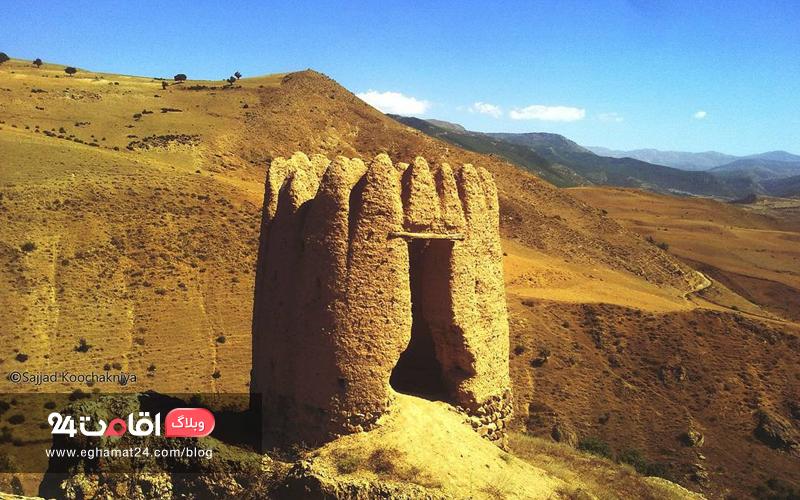 قلعه و برج گرمابر
