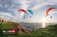 هیجان پرواز با انواع ورزش های هوایی