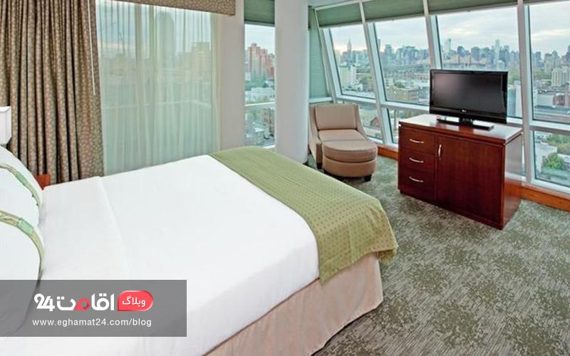 چشم انداز هتل