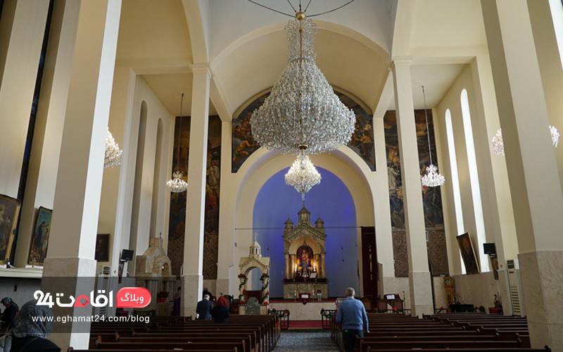 کلیسای سنت سرکیس