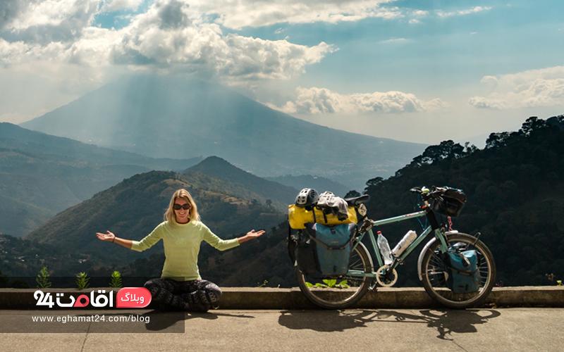 گردشگری با دوچرخه