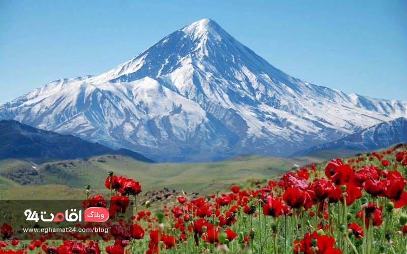 3 قله بلند ایران، ابهت در عین زیبایی