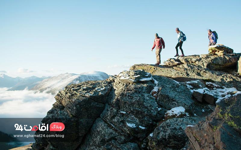 بر فراز قله ها؛ همه چیز درباره کوهنوردی و سفر به کوهستان