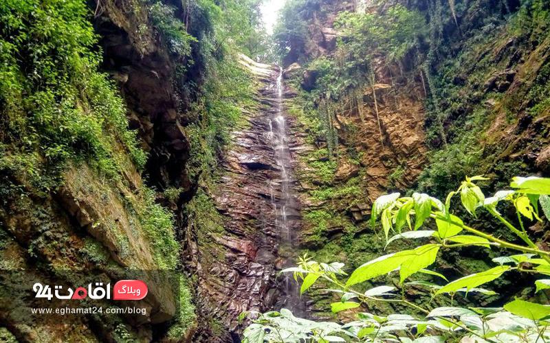 آبشار گزو شیرگاه