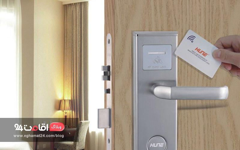 امنیت هتل