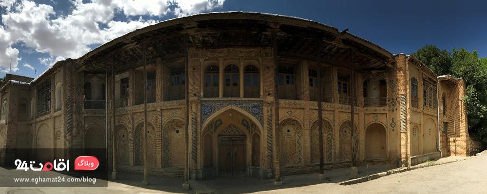 خانه تاریخی حبیبی ها خوانسار