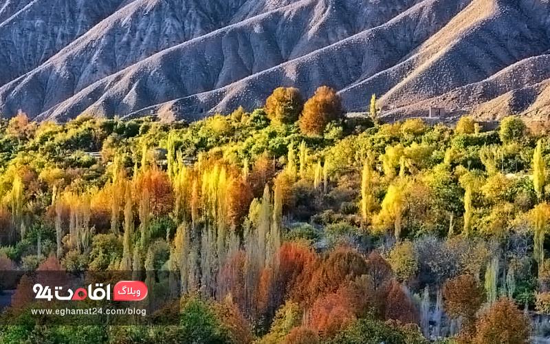 روستای سیرچ کرمان