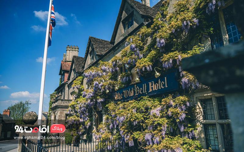 هتل اولد بل انگلستان Old Bell