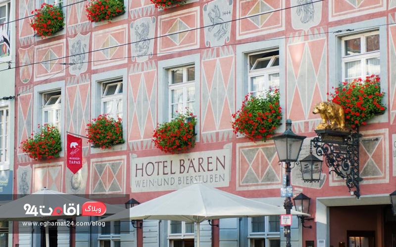 هتل روتن برن آلمان Roten Baren
