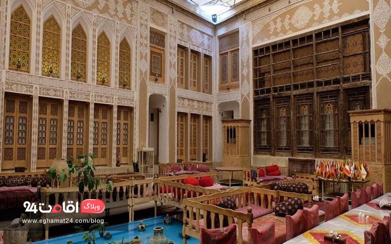 هتل ملک التجار یزد