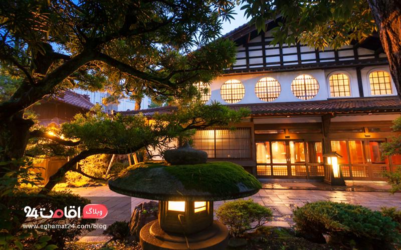 هتل هوشی ریوکان ژاپن Hoshi Ryokan