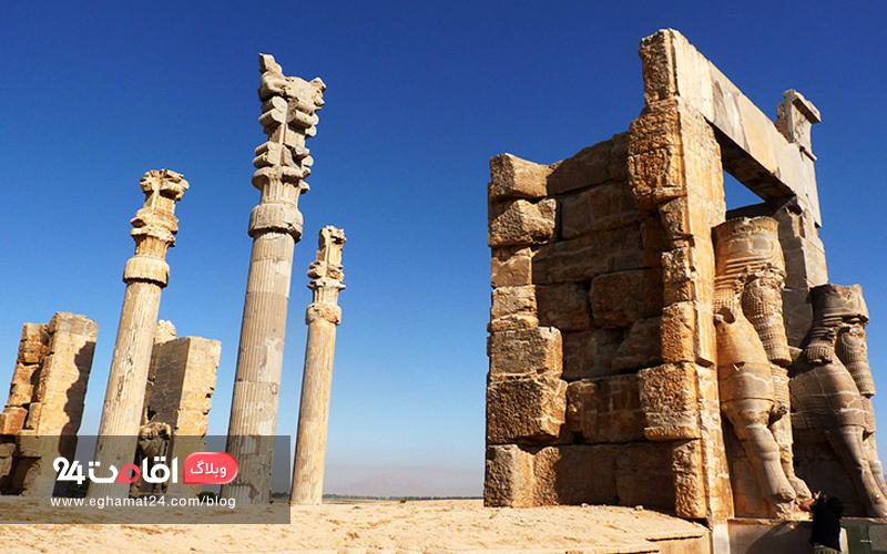 گردشگری تاریخی ایران