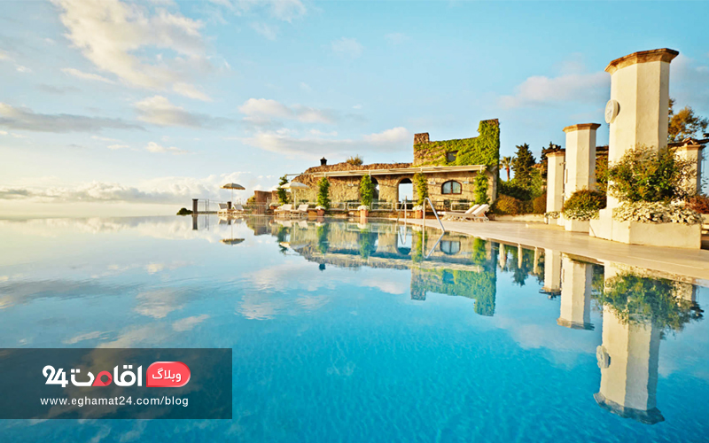 Belmond Hotel Caruso in Ravello, Italy
