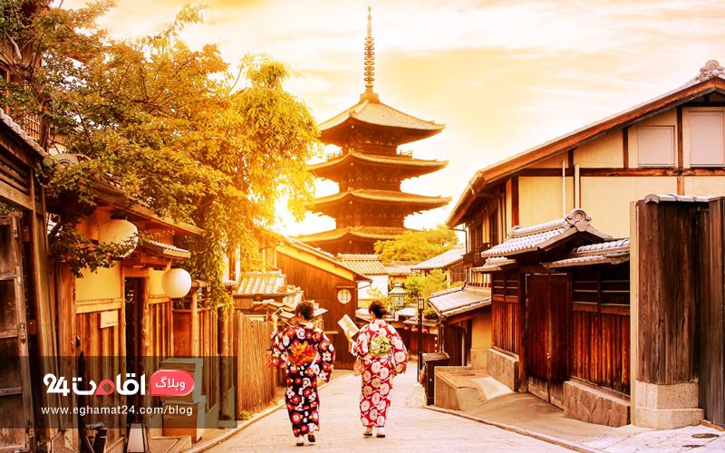 Kyoto-کیوتو