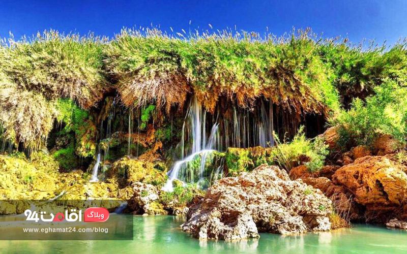آبشار فدامی - داراب