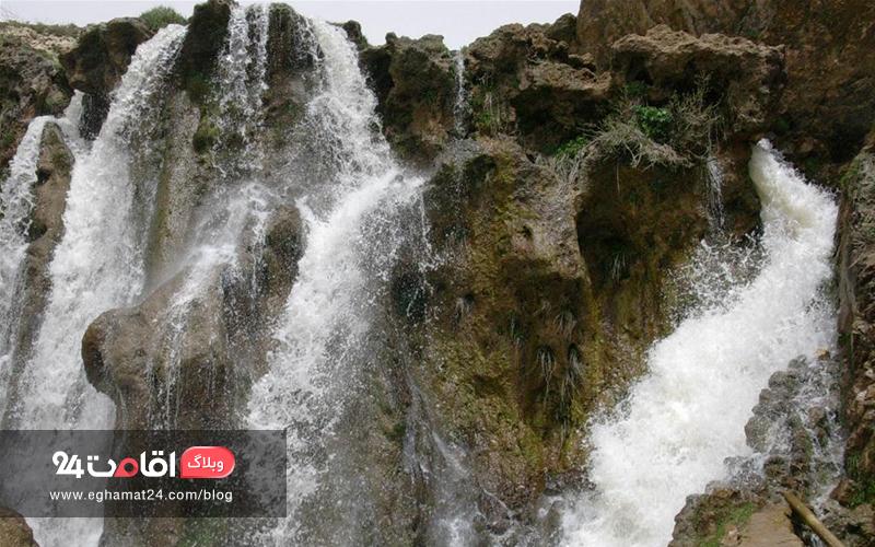آبشار چهارمحال بختیاری