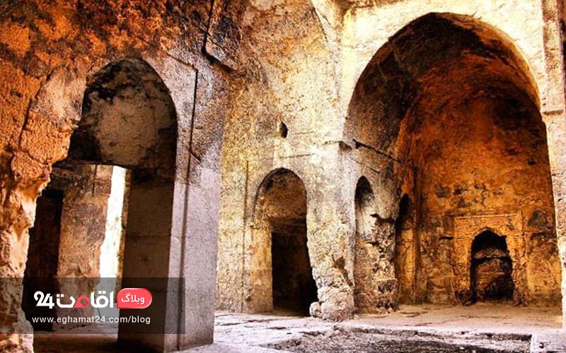آتشکده آذرخش - داراب