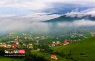 جاهای دیدنی آستارا شهر سقف های سفالی در استان گیلان