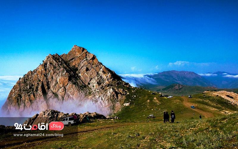 ارتفاعات ییلاق اوپرت