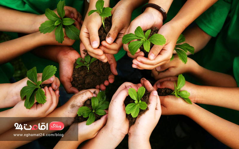 حفاظت از محیط زیست - سفر آرام