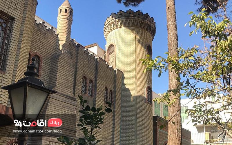 خانه موزه مقدم
