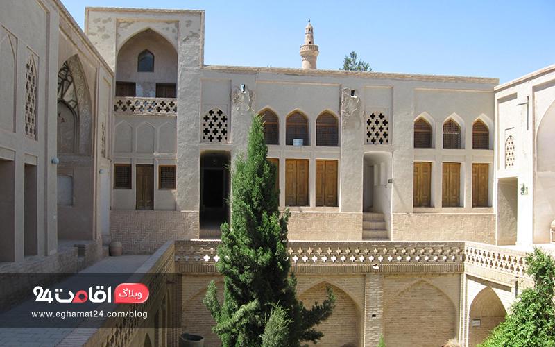 نایین، روایتی تاریخی در دل کویر مرکزی ایران