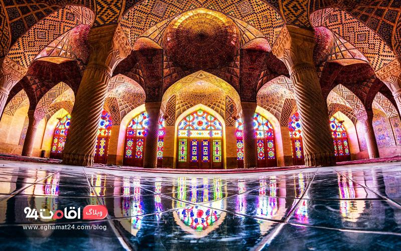 شیراز - معماری گردشگری