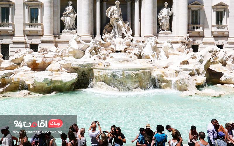 معماری ایتالیا - معماری گردشگری
