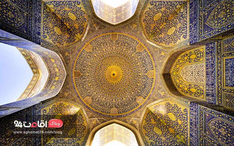 معماری ایرانی - اسلامی - گردشگری معماری