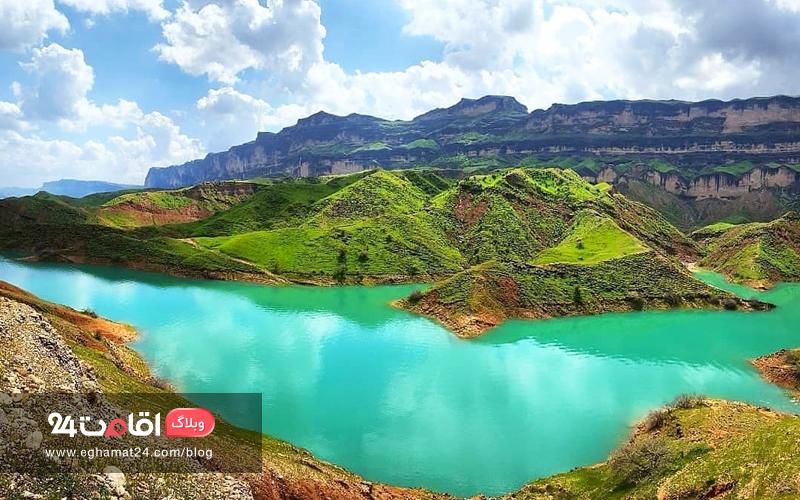 پلاژ دز - دریاچه دز