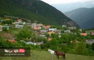 روستای چجا، جایی میان زمین و آسمان دلبری می کند!