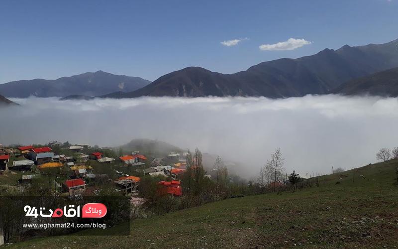 روستا های استان گلستان