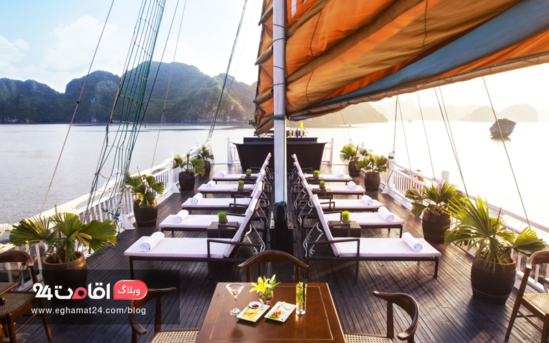 Aphrodite Cruise - هتل کشتی
