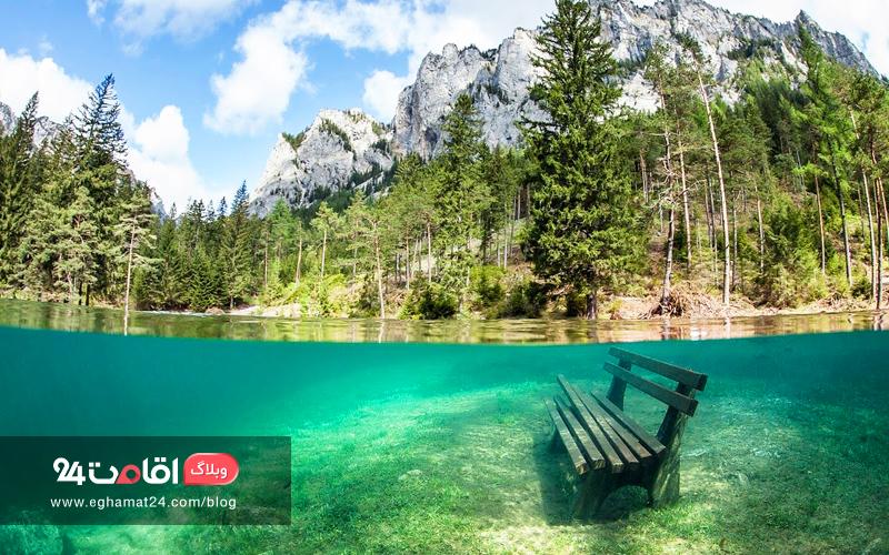 Grüner See (The Green Lake) - عکس های طبیعت