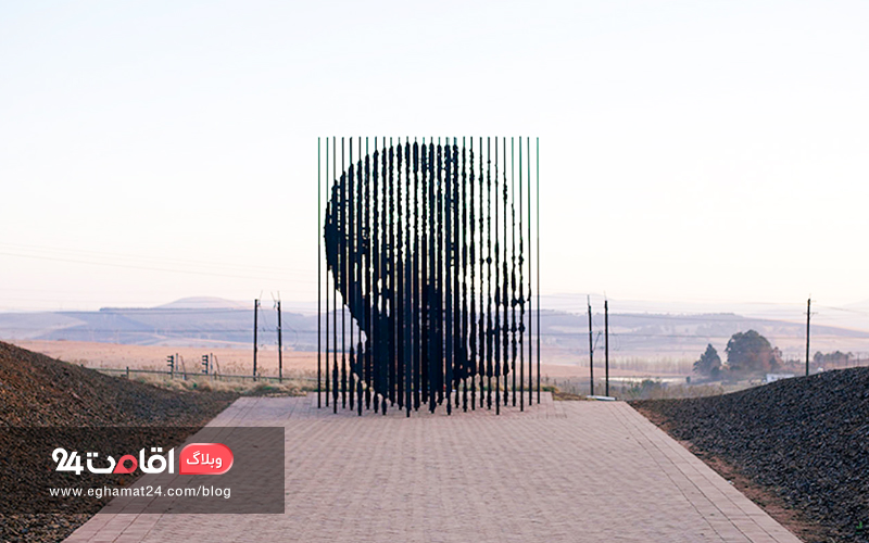 Memorial to Nelson Mandela, South Africa