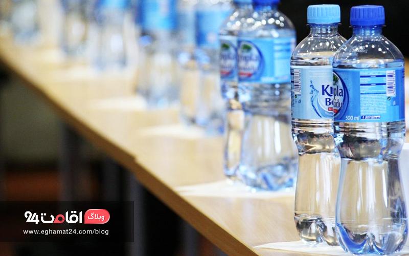 آب معدنی - خرید فرودگاه