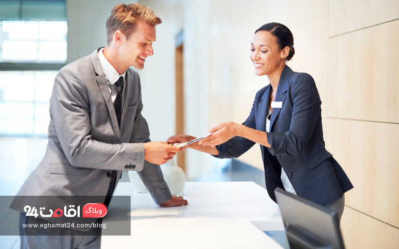 راهنمای هتل کمک حال شما در زمان اقامت