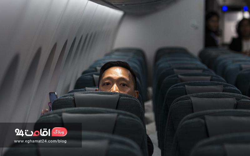 عوارض پرواز ؛ بررسی اثراتی که پرواز با هواپیما بر بدن ما میگذارد!