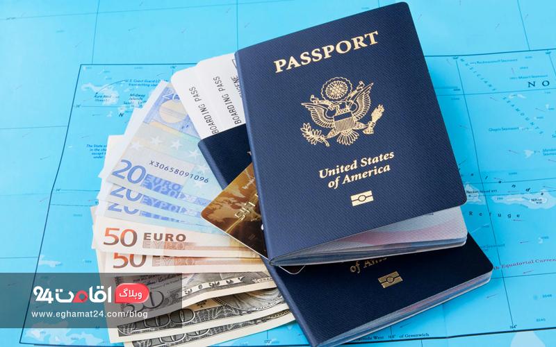 پول و مدارک سفر - سفر خارجی