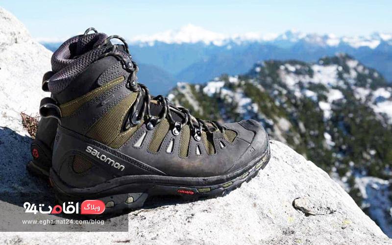 کفش کوهپیمایی (Trekking) - کفش کوهنوردی