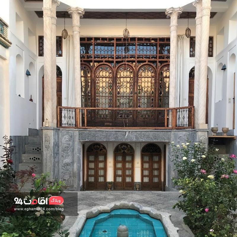 خانه سنتی ایروانی