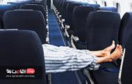 خواب در هواپیما ؛ نکاتی که برای یک خواب راحت باید رعایت کنید!